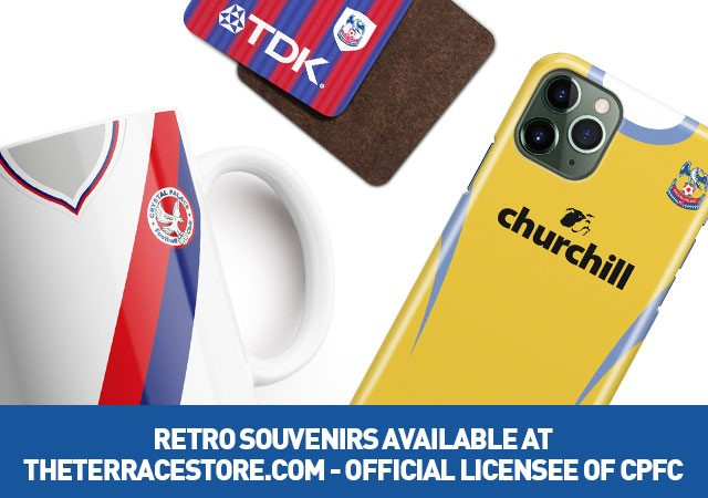 Crystal Palace Football Club - Official Online Shop