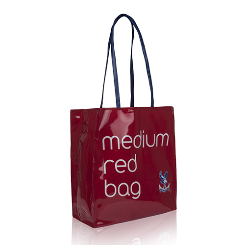 Medium Red Palace Bag