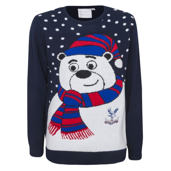 Palace Polar Bear Jumper Kids