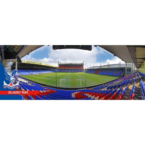 Selhurst Park Framed Panoramic Medium