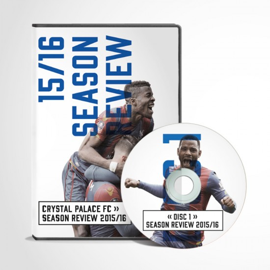 15/16 Season Review with FA Cup 16 Final DVD