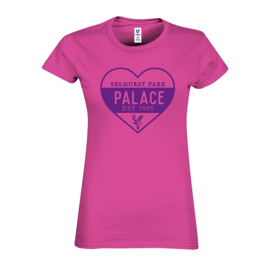 Girls Selhurst Park T-Shirt