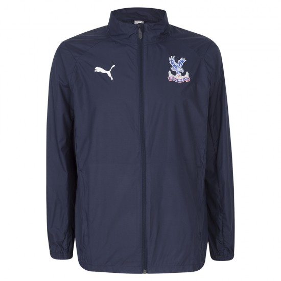 18/19 Training Rain Jacket Navy