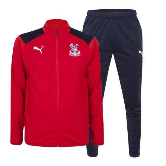 18/19 Travel Tracksuit Red