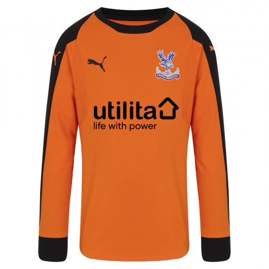 18/19 GK Away Shirt L/S Youth