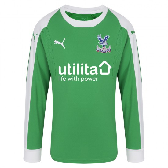 18/19 GK Home Shirt L/S Youth
