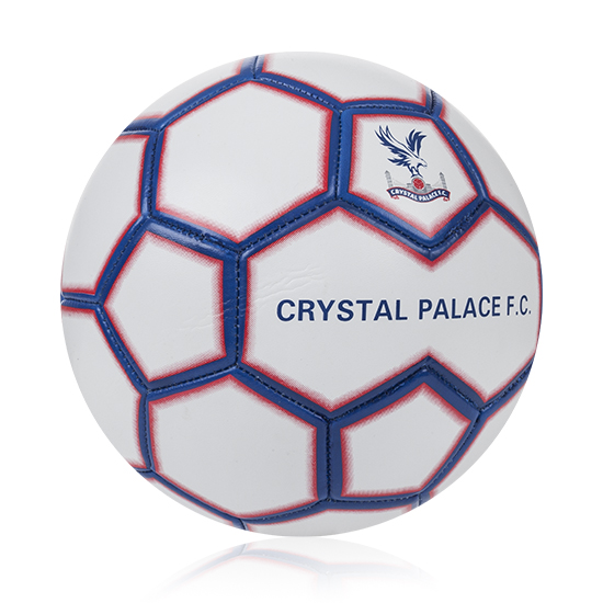 CPFC White Football Size 5