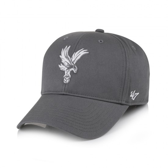 CPFC 47 Grey Raised Basic Cap