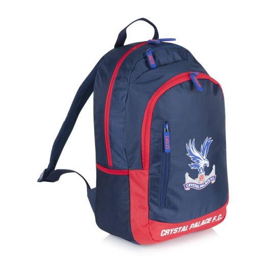Adult Backpack Navy/Red