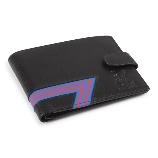 Retro Stripe Wallet