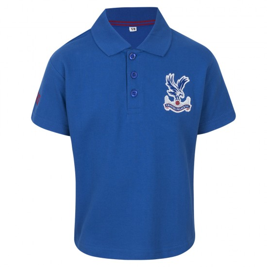 Essentials Royal Youth Polo Shirt