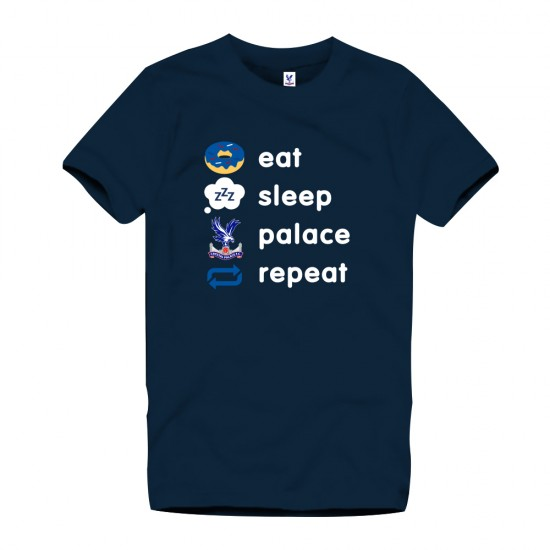 Eat Sleep Palace Kids T-Shirt