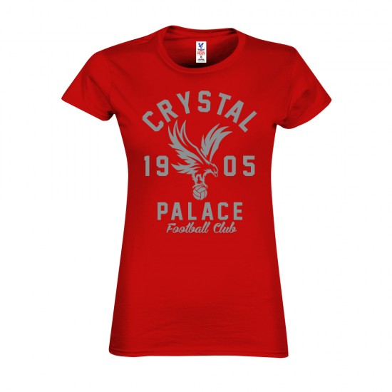 Ladies Eagle 05 T-Shirt