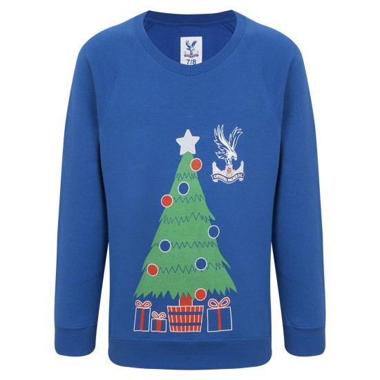 Xmas Tree Sweatshirt Youth