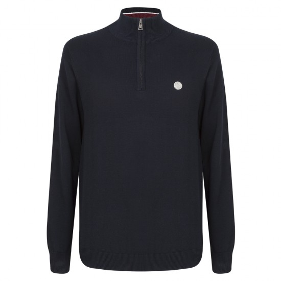 Glaziers 1/4 Zip Jumper