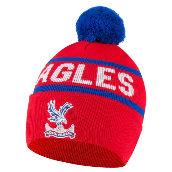 Junior Eagles Hat Red