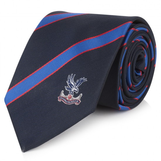 Navy and Royal Stripe Tie