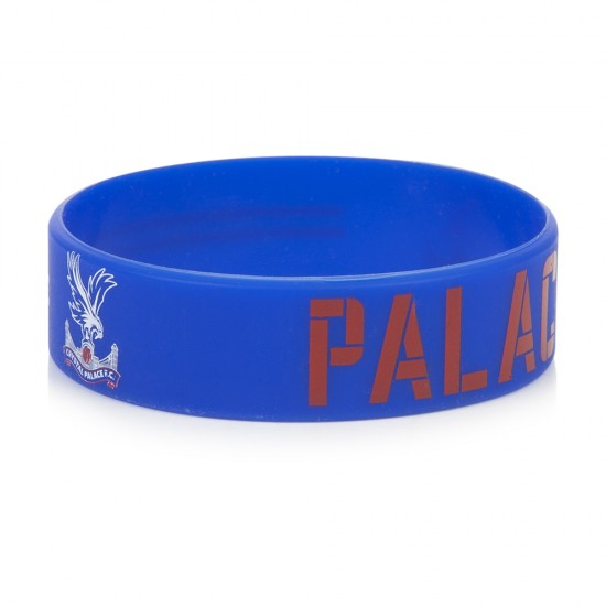 Palace Silicone Band Blue