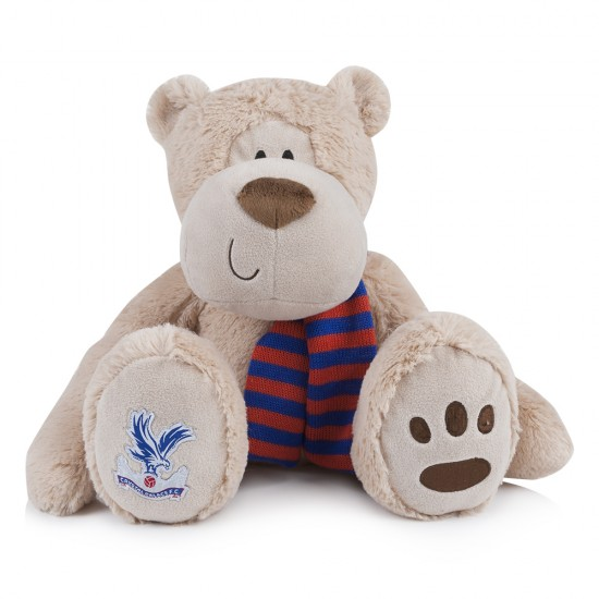 CPFC Scarf Teddy Bear