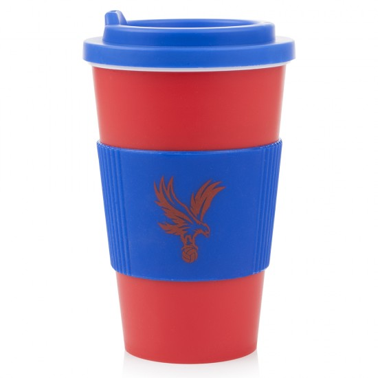 Red and Blue Americano Cup