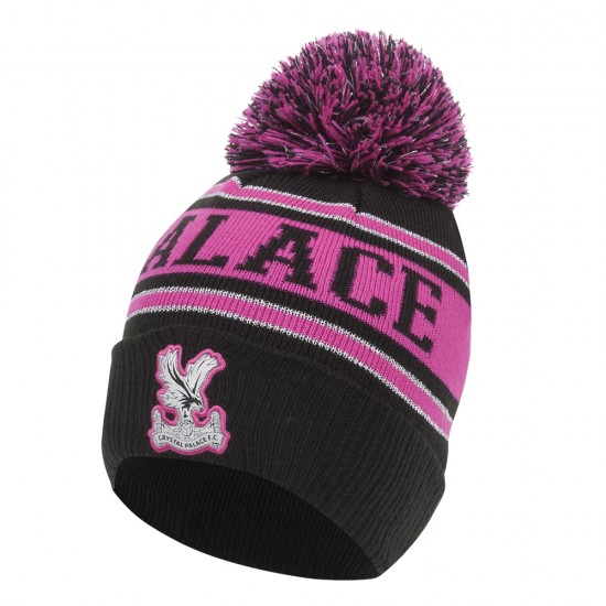Palace Glitter Bobble Hat