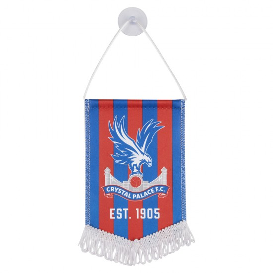 Red and Blue Mini Pennant