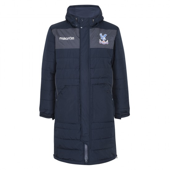 16/17 Match Day Long Bench Jacket