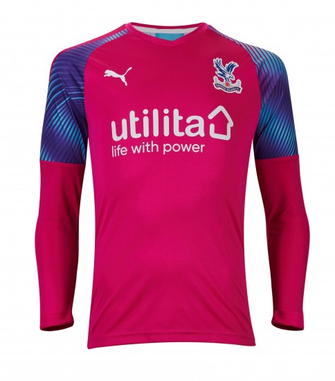 19/20 GK Away Shirt L/S Youth