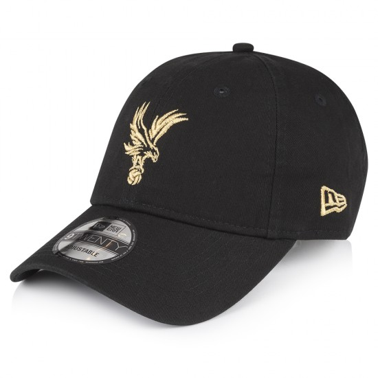 9TWENTY Eagle Cap CPFC Black