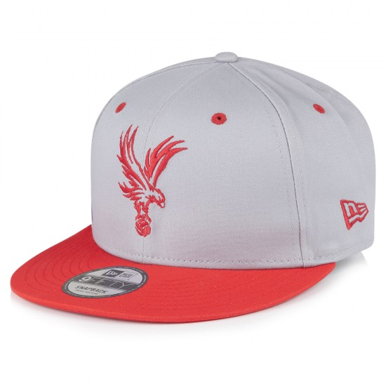 9FIFTY Eagle Cap CPFC Grey/Red