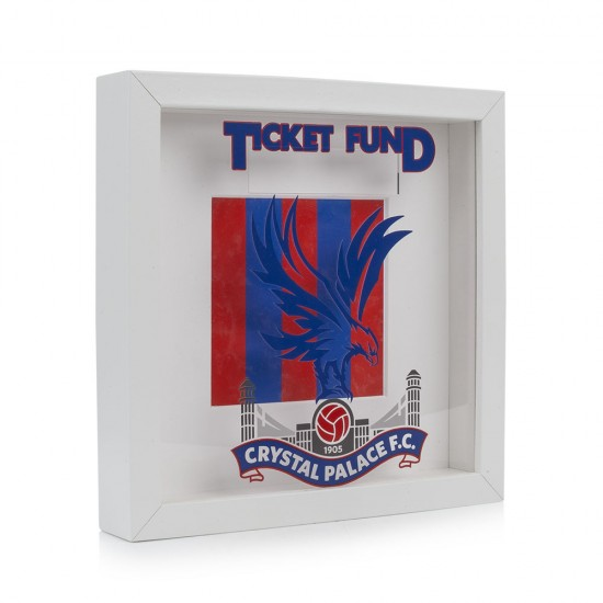 Season Ticket Fund Money Box