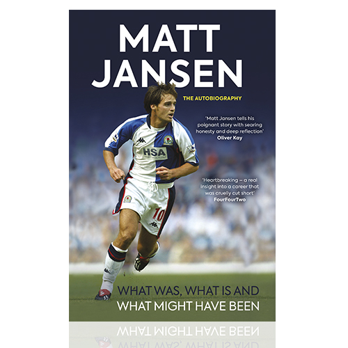 Matt Jansen: The Autobiography Book