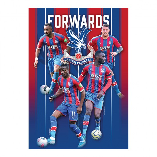 19/20 Forwards Poster