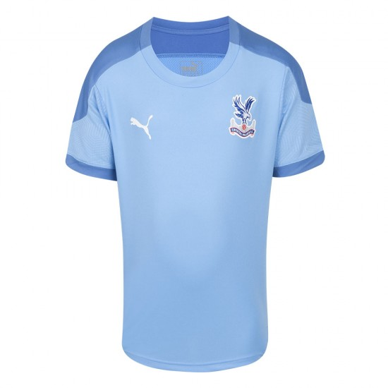 20/21 Training T-Shirt Sky Blue Youth