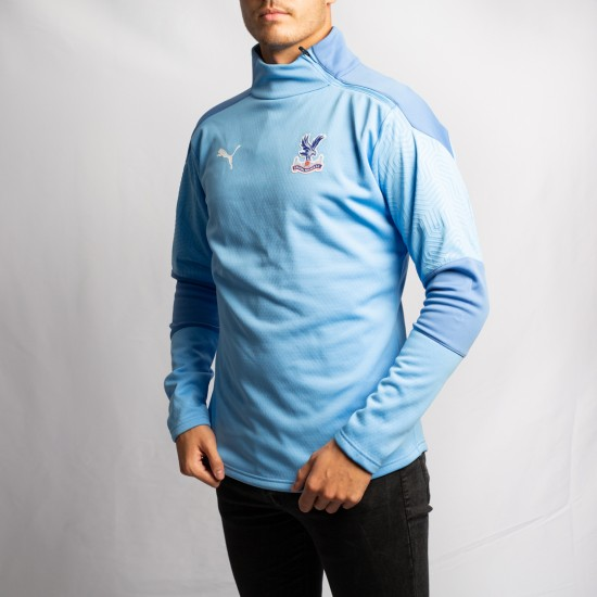 20/21 Training Fleece Sky Blue