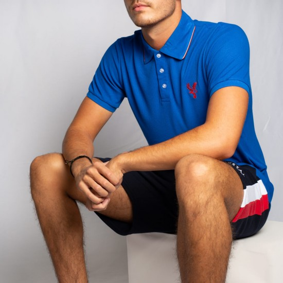 Crystal Palace Royal Polo Shirt