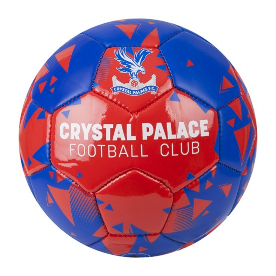 CPFC Size 1 Red and Blue Ball