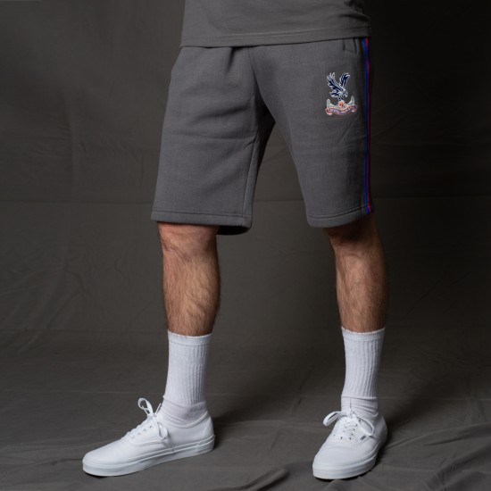 Logo Anthracite Shorts