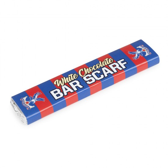 White Chocolate CPFC Bar Scarf