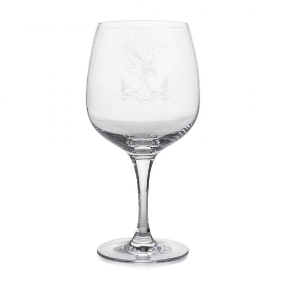 CPFC Crystal Gin Glass