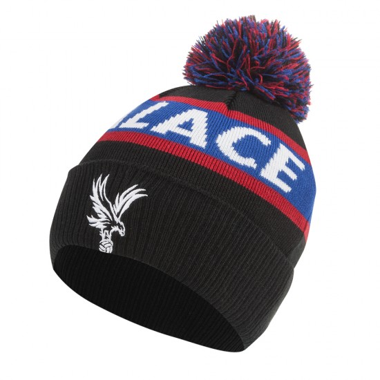 Black Palace Bobble Hat