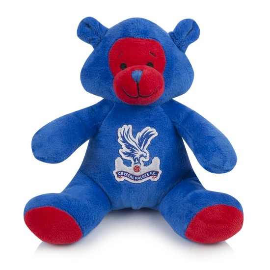 Logo Beanie Bear Royal