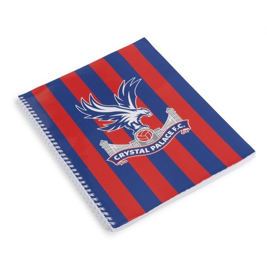 Striped A4 Note Pad