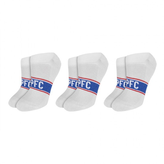 CPFC Trainer Socks Youth (3 Pack)