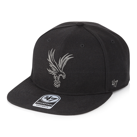 CPFC 47 Captain Snapback Black