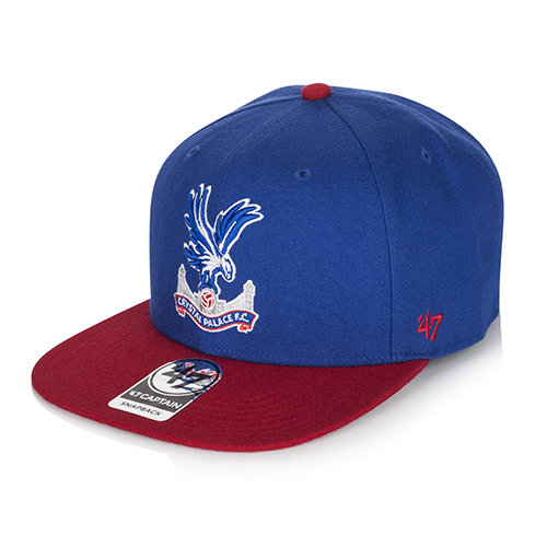 CPFC 47 Captain Snapback Red/Blue