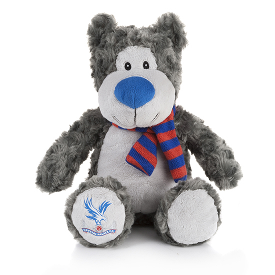 CPFC Grey Teddy Bear
