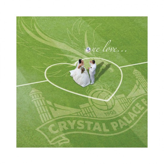 CPFC Wedding Card