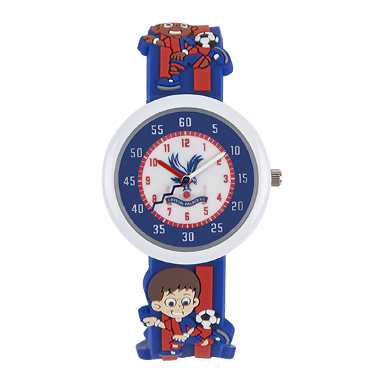 Crystal Palace F.C 3D Kids Watch