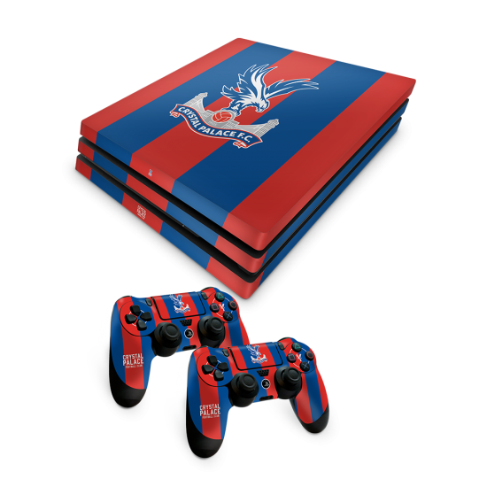 Crystal Palace PS4 Pro Skins Bundle Pack